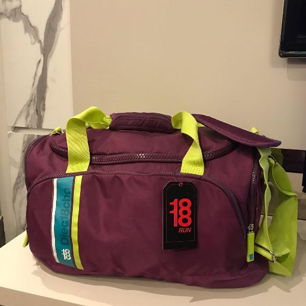 nova bolsa de viagem ou academia impermeável