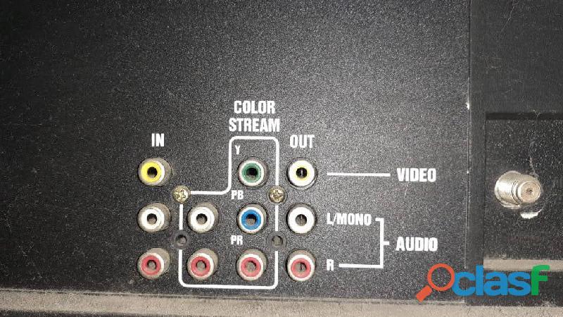 """tv 29"""" polegadas toshiba color stream face tela plana 2"""