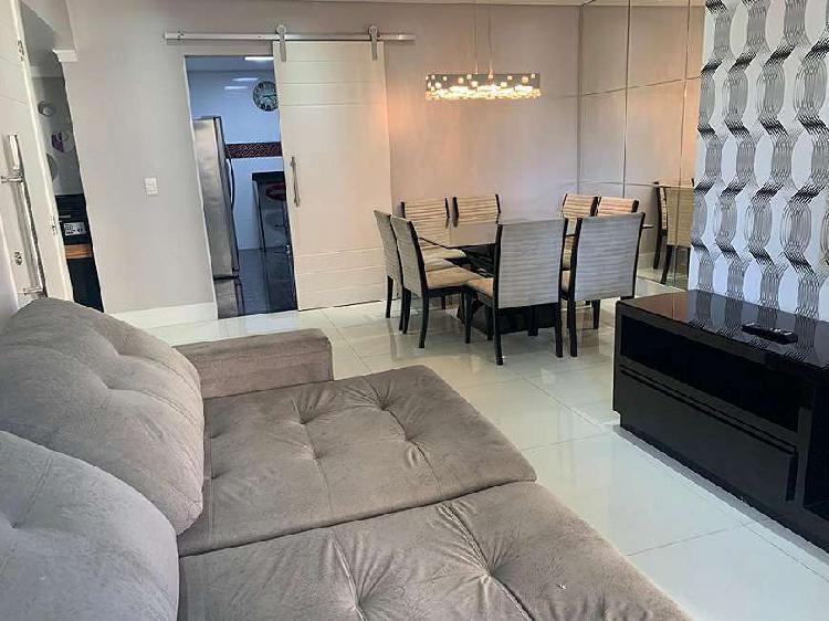 Apartamento a venda com 93 metros santa ines, 3 quartos 1