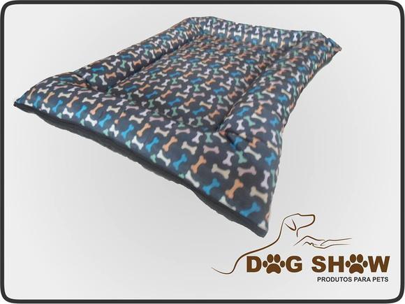Cama pet dog show tamanho grande