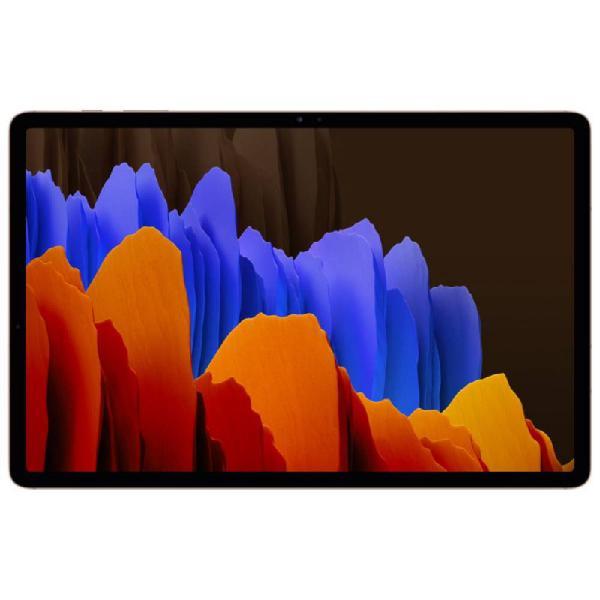 "Tablet samsung galaxy tab s7 tela 11"" 8gb ram 256gb memória"