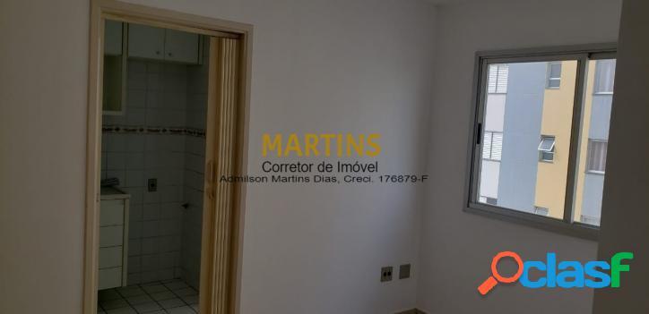 Apartamento 49m² - 1 dormitório - edifício pontal da barra - jardim satélite