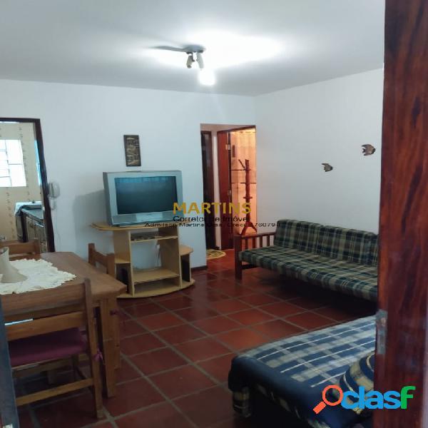 Apartamento 55m² - 2 dormitórios - condomínio marlin azul - indaiá - permuta por apartamento de 200mil a 300mil