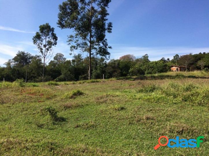 Terreno - condomínio rural - sousas