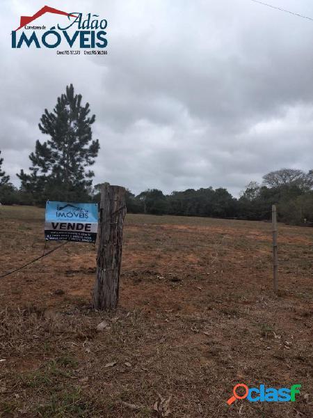 Chácara com 2 hectares sem benfeitorias, agende sua visita!