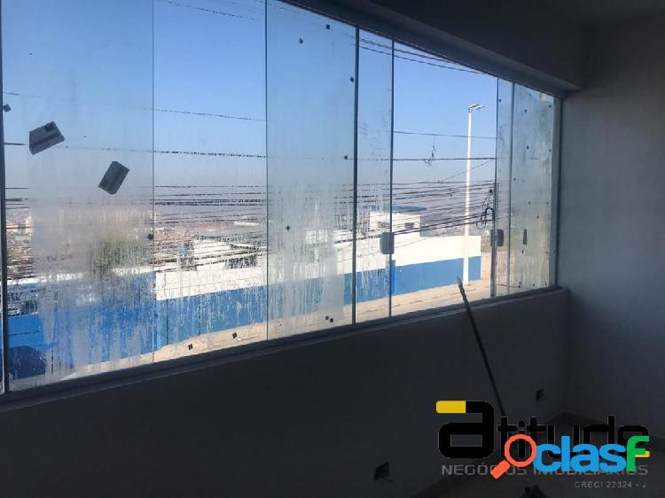 Laje corporativa 100 m² - barueri - ribeiro de lima