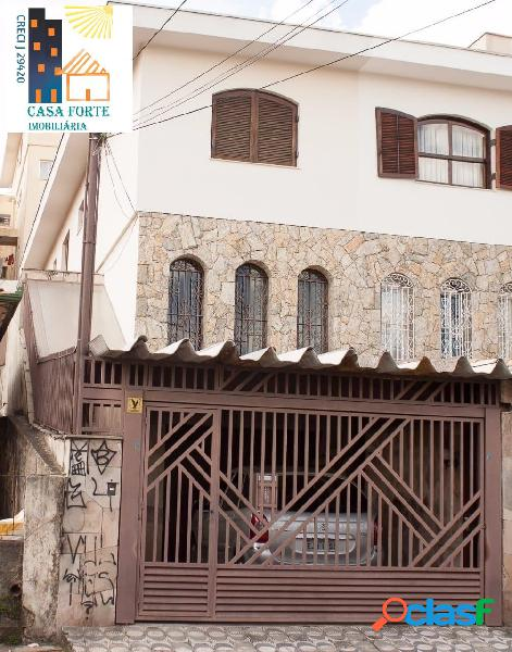 Lindo sobrado à venda vila gustavo-sp- 3 dormitórios - 200m° - 800.000,00 m