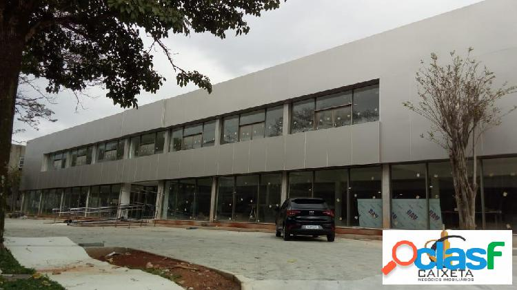 Galpão/depósito/armazém e 5 banheiros para alugar, 3429 m² por r$ 120.000/m