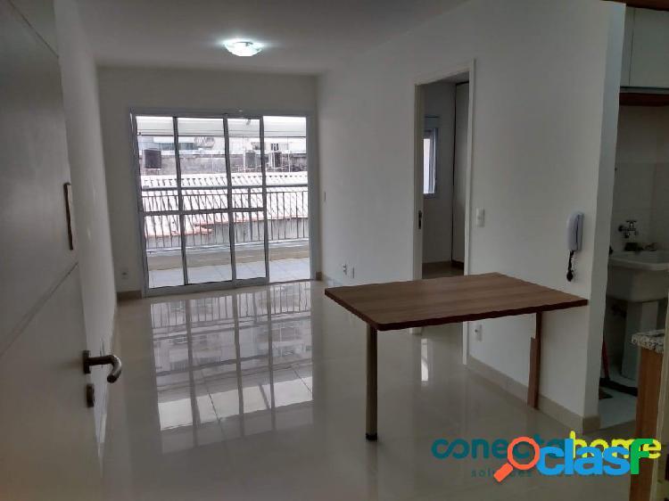 Apartamento de 43 m², 1 dormitório e 1 vaga na consolação