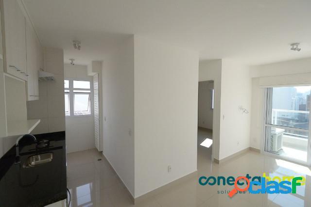 Apartamento de 45 m², 1 dormitório e 1 vaga na vila olímpia