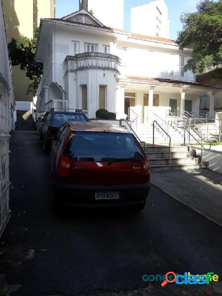 Casa comercial de 350 m² e 11 vagas no jardim paulista