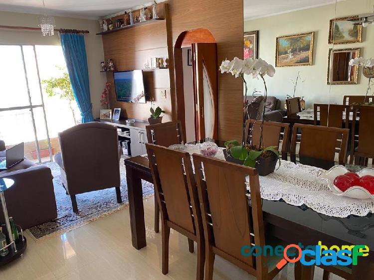Apartamento de 72 m², 2 dormitórios e 2 vagas na vila olímpia