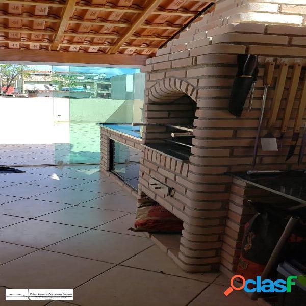 Apto.cobertura s/ cond. 150m² - 2 dorms - vila pires - santo andré - s.p.