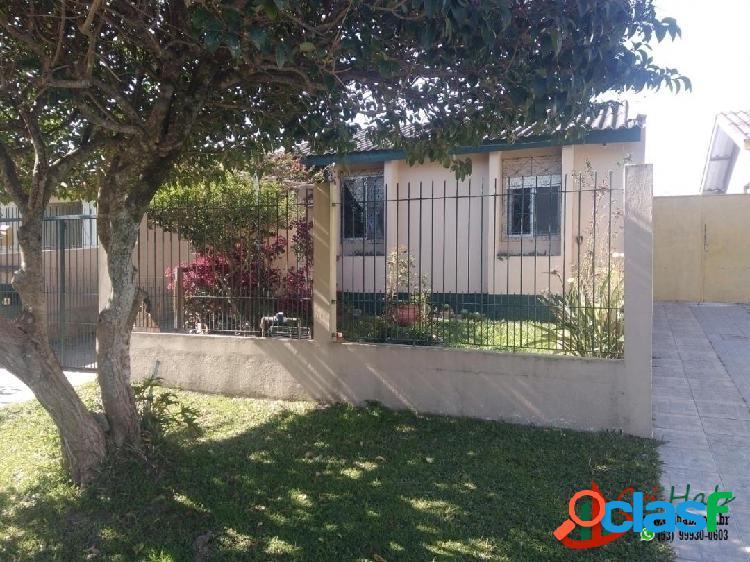 Casa 2 dormitórios, pátio e garagem - arco íris três vendas pelotas