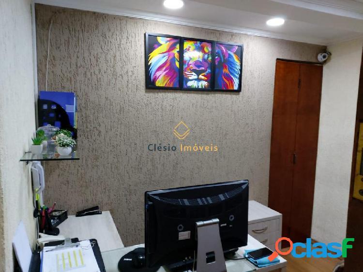 Apartamento à venda com 37m², 2 quartos - santa efigênia - sp