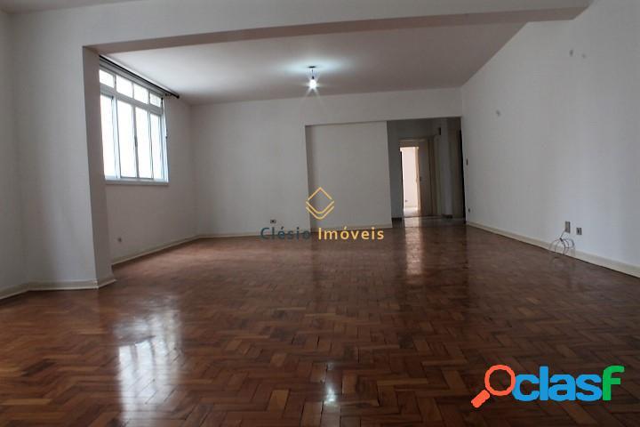 Apartamento para locação de 225m², 3 quartos,1 vaga