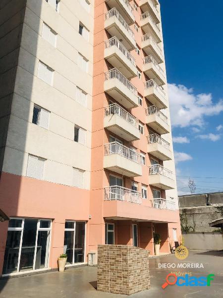 Apartamento à venda em terra preta com 3 dormitórios