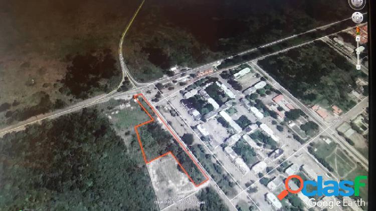 Terreno comercial industrial san joaquin