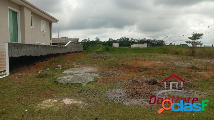 Terreno para venda - condomínio samambaia ii / vargem grande paulista
