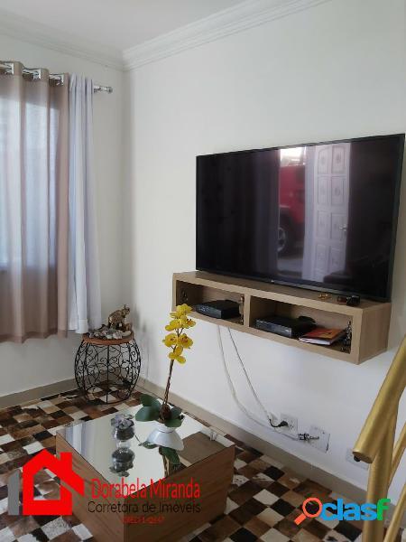 Casa 60 m² Condomínio Villa Bella No Horto do Ipê Campo Limpo Zona Sul SP. 1