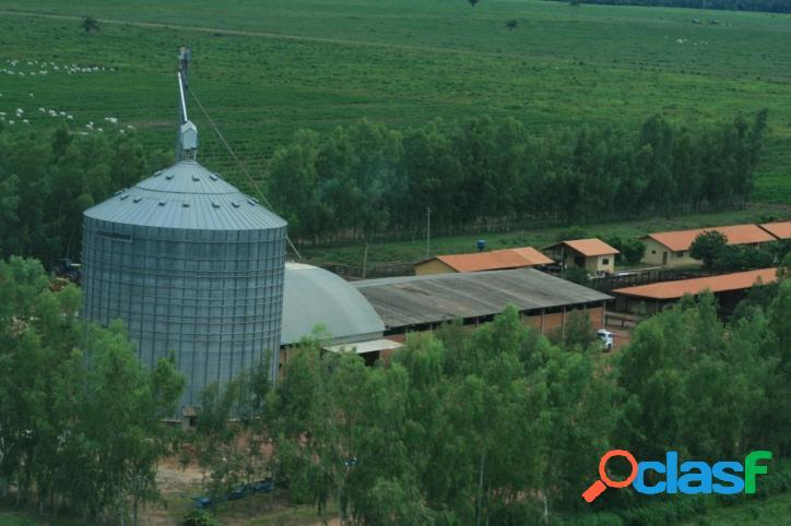 Fazenda pronta e montada com 11.146 hectares