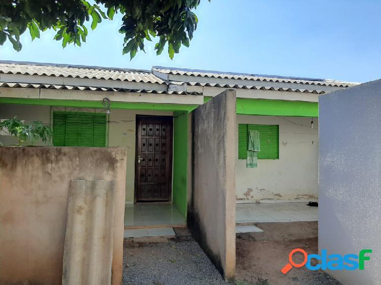 Casa e quitinetes localizados no bairro taiamã ii em sorriso mt