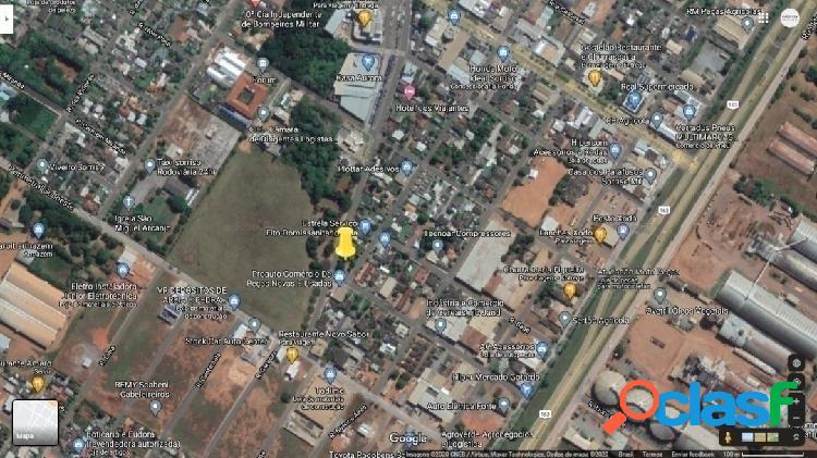 Terreno com ótima localização no centro sul de sorriso mt