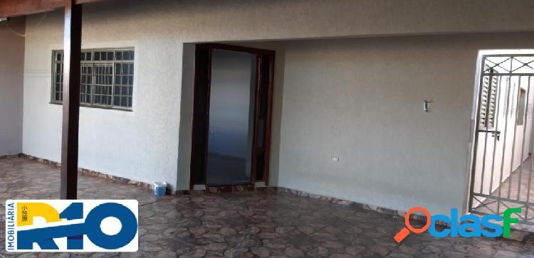 Casa a venda em av. comercial região da zona sul 140 m² de construção