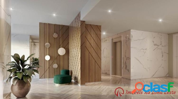 Apartamento 2 dorms, suíte, 51m², vaga - carrão