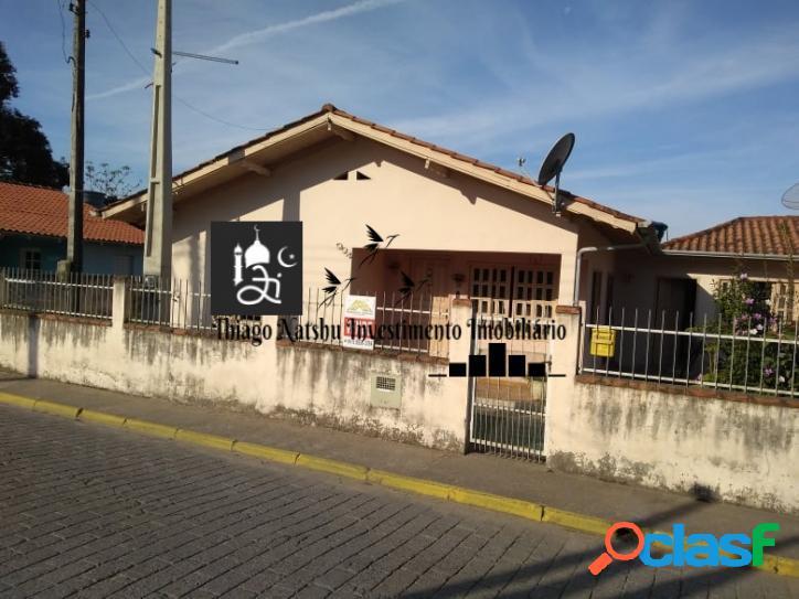 Vendo casa bairro centro - cidade tijucas/sc - brasil