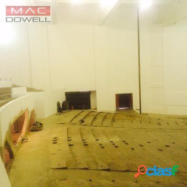 Locação - loja 2.031 m² - centro/rj