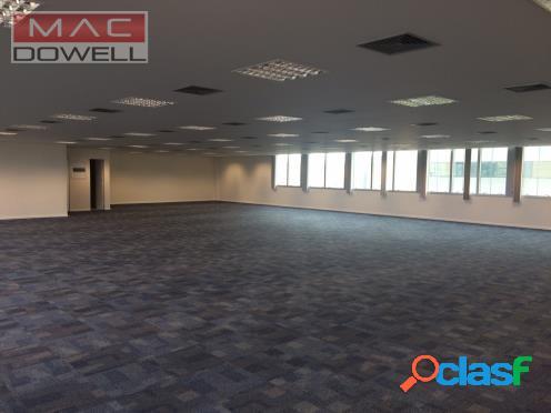 Locação - Sala comercial 547 m² - Centro/RJ