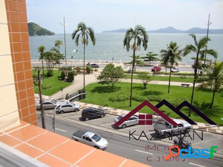 Apartamento - Vista Mar - Ponta da Praia - Santos 1