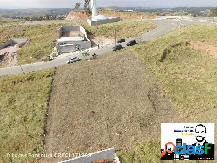 Terreno de 352 m² a venda em itatiba