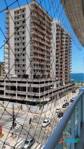 Apartamento 2 quartos com suite, 1 vaga de garagem, vista para o mar
