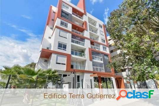 Apartamento edifício terra gutierrez - água verde - curitiba - paraná