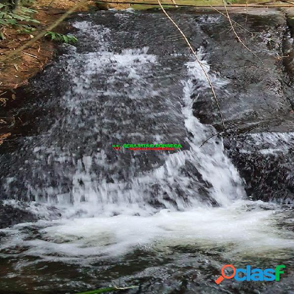 Fazenda 46 alqueires com cachoeira e muita água em pindamonhangaba