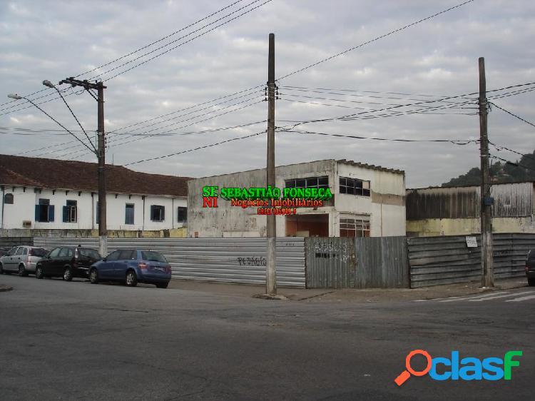 Área para venda ou incorporação 1200 m², santos litoral sul