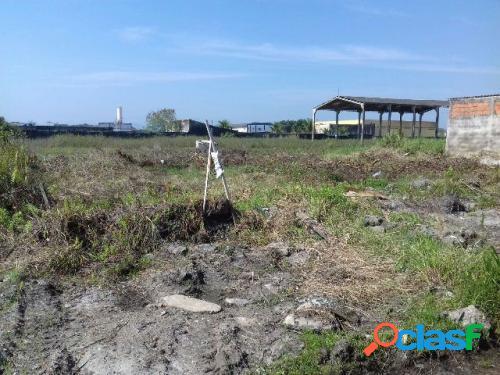Terreno em área industrial em itanhaém