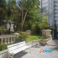 Vila nova conceição - apartamento mobiliado e decorado - r$5.600,00