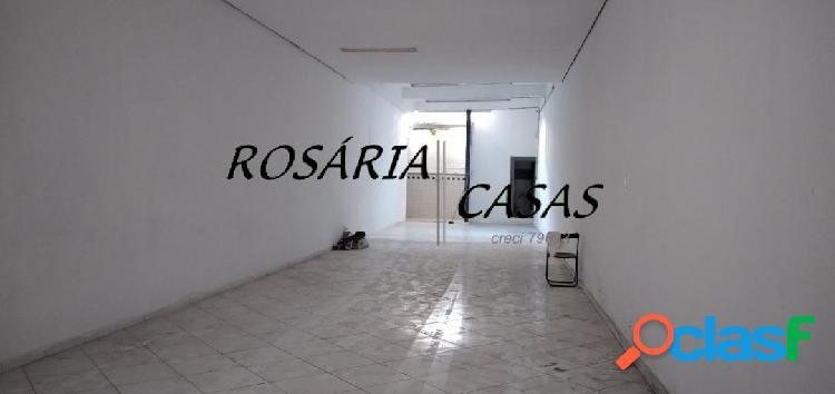 Pinheiros- salão comercial com 180 m² para locação