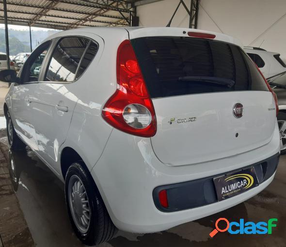 Fiat palio attractive 1.0 evo fire flex 8v 5p branco 2013 1.0 flex