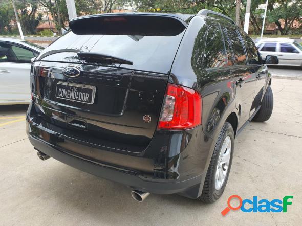 Ford edge sel 3.5 v6 24v fwd aut. preto 2014 3.5 gasolina
