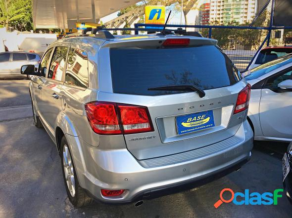 Dodge journey rt 3.6 v6 aut. prata 2013 3.6 v6 gasolina
