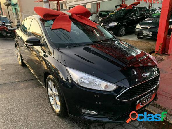 Ford focus 2.0 16vsese plus flex 5p aut. preto 2019 2.0 flex