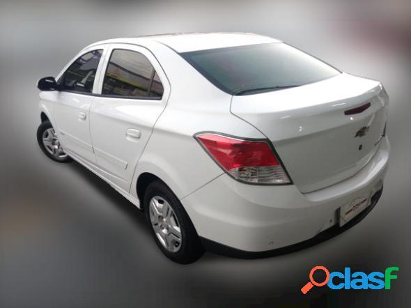 Chevrolet prisma sed. lt 1.0 8v flexpower 4p branco 2014 1.0 flex