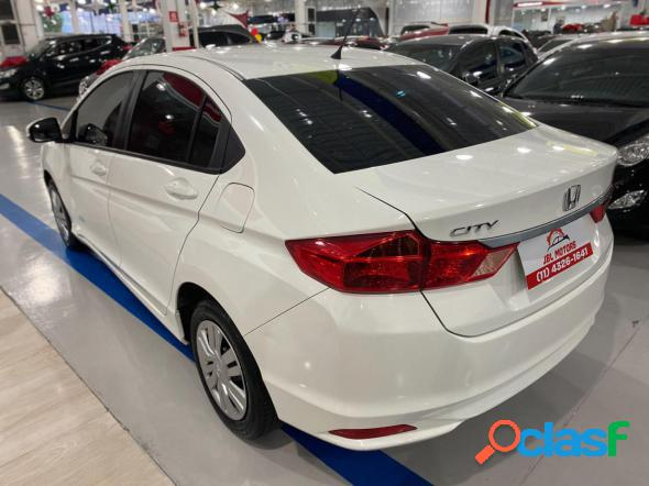 Honda city sedan dx 1.5 flex 16v aut. branco 2017 1.5 flex