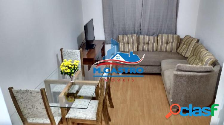 Apartamento - 02 dormitórios - 5 minutos da estrada do campo limpo