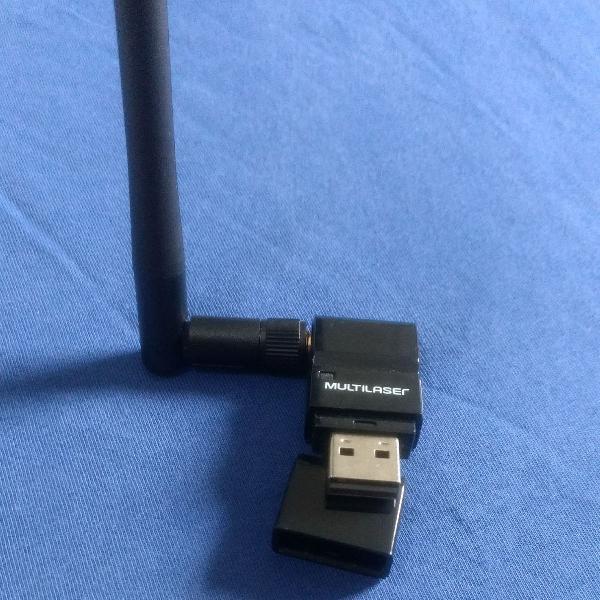 Adaptador wireless para notebook e computador