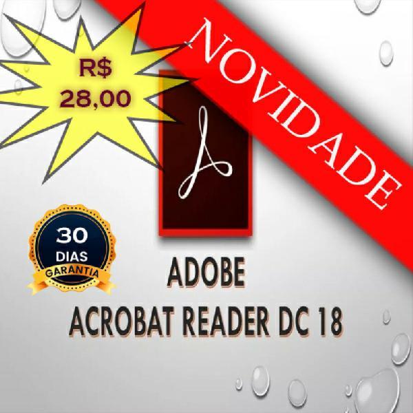 Adobe acrobat pro dc 2018 windows 10 64 bit